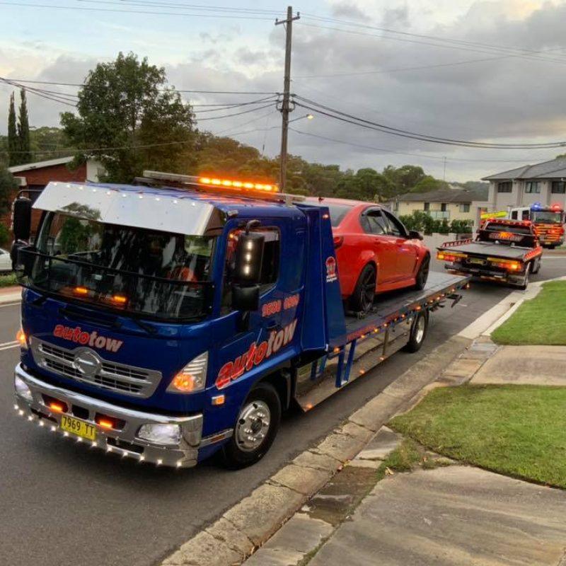 Automotive Collision Centre Incident Scene Management