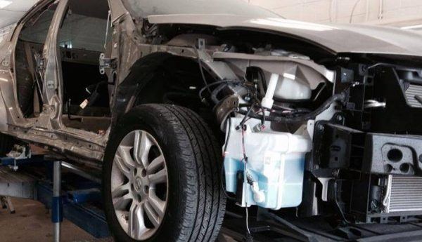 Automotive Collision Centre Mortdale Chassis Repairs
