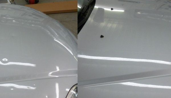 Automotive collision centre Mortdale paintless dent repair